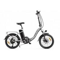 Электровелосипед Volteco FLEX UP Серебристый