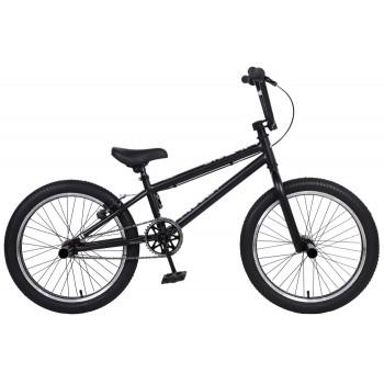 Велосипед BMX TECH TEAM STEP ONE 2021 Черный