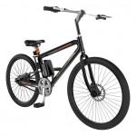 Электровелосипеды с багажником